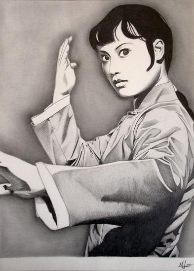Angela Mao par MLBOA